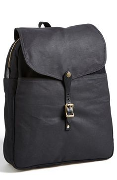 Filson Twill & Tin Cloth Backpack available at #Nordstrom