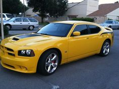 2007 Dodge Charger SRT-8 Super Bee, Hemi V8/5sp Auto