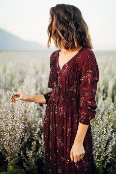 Knot Sisters: Gilman Maxi Dress