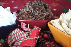 Holiday Candy Crack - Three ways! :: {Peppermint Crack, Peanut Butter Pretzel Crack & Toffee Crack}