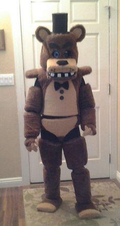 Freddy Fazbear Costume (Updated!) by TheEmmaLo on DeviantArt