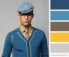 Vintage. Cozy. Funky. Signature Look, Color Pallets, Fashion Branding, Personal Branding, Brand You, Color Schemes, Cozy, Paint, Colors