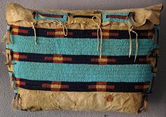 Lakota possible bag, ca. 1880