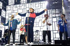 Dust Off Your Dancing Shoes: Bruno Mars Announces '24K Magic' World Tour