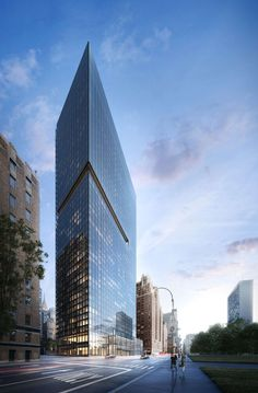 Richard Meier & Partners has released renderings for its 42-story residential tower in New York City. Situated on the East River just below the United Na...