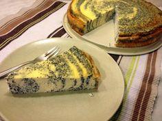 Makos-turos torta