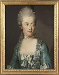 Marie-Antoinette by Joseph Hickel