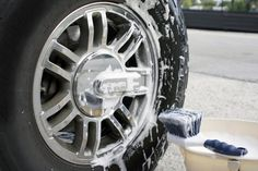 How to Clean Oxidation Off of Alloy Wheels | eHow