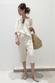 ショップスタッフがコーディネートした最新ファッションスナップ | スタイルクルーズ