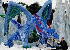 Awesome LEGO Creations - Lego Dragon - Click Pic for 25 #lego #party #ideas