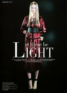 """""""Let There Be Light"""" Dario O in Lanvin by Alex Lam for Zip Magazine #178"""