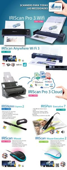 #IRIScanPro #IRIScanMouse #IRIScanNote  www.gvinformatica.com.ar #Olivos_VL #VecinosVL #FloridaEsteVL