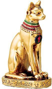 Bast or Bastet Egyptian goddess