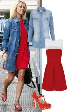 Camisas denim oversize.  www.cuorestilo.com/shopping/camisas-oversize