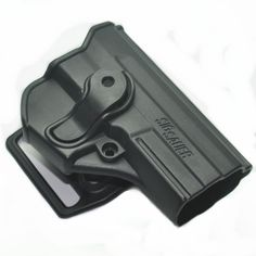 Tactical Gun Holster Right Hand Belt Pistol Paddle Holster for Sig Sauer P220