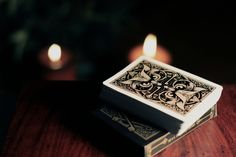 061 - Altruism Playing Cards by Joshua M. Smith, via Behance