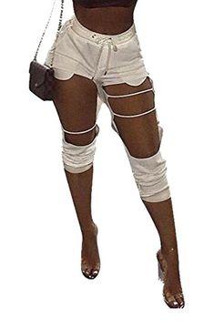 Easonp Mens Loose Warm Jogging Vogue Elastic Waist Multi Pockets Pants