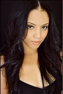 Actress Bianca Lawson- African American, Italian, Native American, Portuguese and Creole.