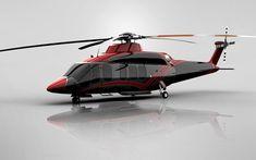 Cinco novos helicópteros para sonhar - Máquinas - iG