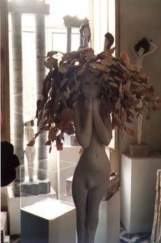 =O 'mulheres arvore' Joao Cutileiro, portuguese artist