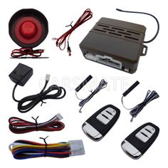 New Hopping Code PKE Car Alarm System Auto Central Lock Remote Trunk Release - http://electronics.goshoppins.com/vehicle-electronics-gps/new-hopping-code-pke-car-alarm-system-auto-central-lock-remote-trunk-release/
