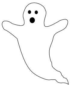 quilting stencil pattern of a casper the ghost free coloring pages of ghost outline - Ghost Coloring Sheets