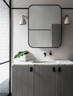 Badrum, bathroom inso, carrera marble in bathroom, www.hemtrender.com