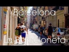 Barcelona - La Barceloneta Etc (Stabilised GoPro Hero 4 Silver) - YouTube