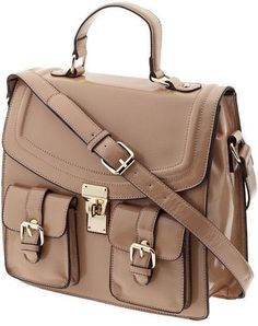 Dora Pastel Satchel Price: US$ 113.00 Brand: Melie Bianco What: Satchel in beige