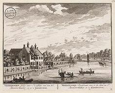 Vreedenoord in 1719
