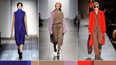 NYFW Color Trends fall/winter 2013
