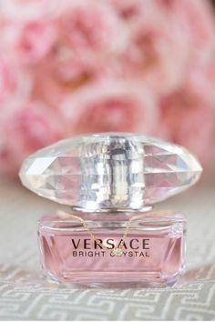 Bright Crystal by Versace - 30 ml, Eau De Parfum Perfume Diesel, Perfume Bottles, Versace Perfume, Versace Bright Crystal, Cheap Perfume, Pink Bottle, Fragrance Parfum, Perfume Collection, Up Dos