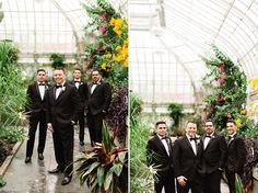Montreal westmount conservatory. Montreal greenhouse wedding. Restaurant Fino.