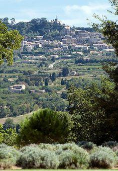 Luberon, Provence. Sheer heaven....