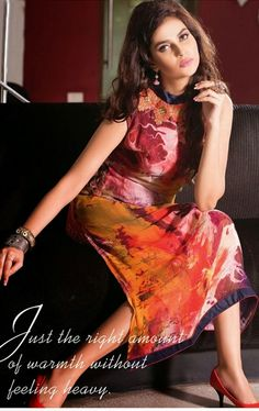 Picture of Beautiful Multi Color Printed Tunic