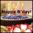 Home : Birthday : Flowers - Beautiful Birthday Wishes!