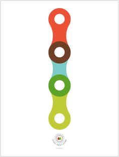 Creative Bike, Royal, Rouleur, Chain, and Bicycle image ideas & inspiration on Designspiration Logo Velo, Bike Logo, Bike Design, Design Art, Logo Design, Atelier Theme, Bike Tattoos, Tatoos, Bike Poster
