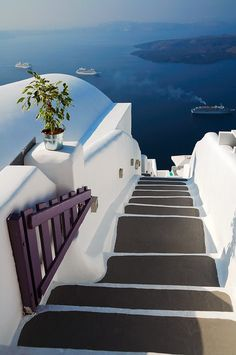 Santorini - Greece. There's just something about this place