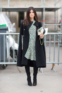 Ma Cherie: Street Style From Paris Fashion Week Spring 2014