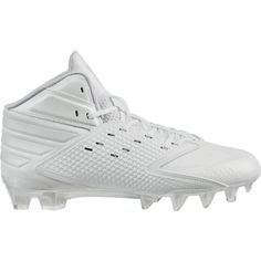 1e08bfa2dd0 Adidas Men s Freak X Carbon Mid Football Cleats (Footwear White Footwear  White
