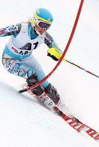 Mikaela Shiffrin, from Ski Racing