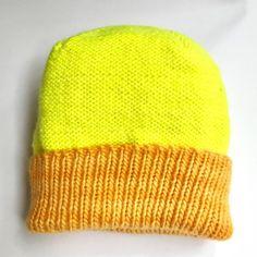 b1f9fbb1c15 Slouchy hand knit Beanie hat Merino