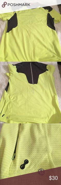 Neon Men's Lululemon Top Neon Men's Lululemon Top lululemon athletica Shirts Tees - Short Sleeve