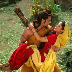 ram ji shown that in any situation he will save his siya...