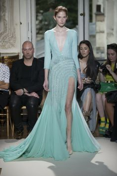 Georges Hobeika haute couture осень-зима 2012-2013
