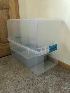 Litter box idea