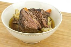 Crock-Pot Roast / @DJ Foodie / DJFoodie.com