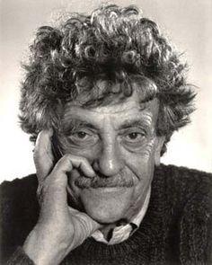 Kurt Vonnegut.  such the man.