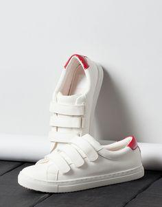 Tennis mode BSK - Chaussures - Bershka France