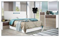 uega con las ventanas, el color de las paredes, los textiles, los espejos...y haz que tu dormitorio parezca más grande. Te contamos cómo en el #blog de #decoración de #MueblesBOOM